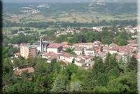 Panorama di Pizzoli