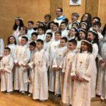 Le date delle celebrazioni della Messa di I Comunione e delle Cresime