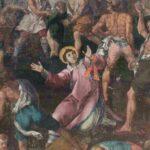 Dopo 40 anni ritrovata la grande tela del nostro Patrono, Santo Stefano Protomartire
